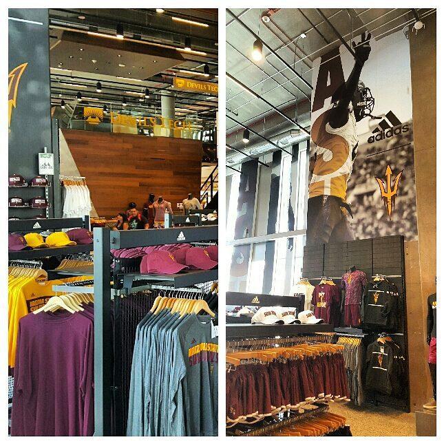 Arizona State University Concept Shop