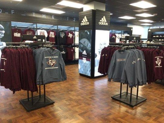 Texas A&M Concept Shop