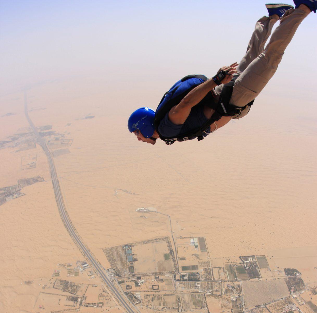 Tracking in Dubai