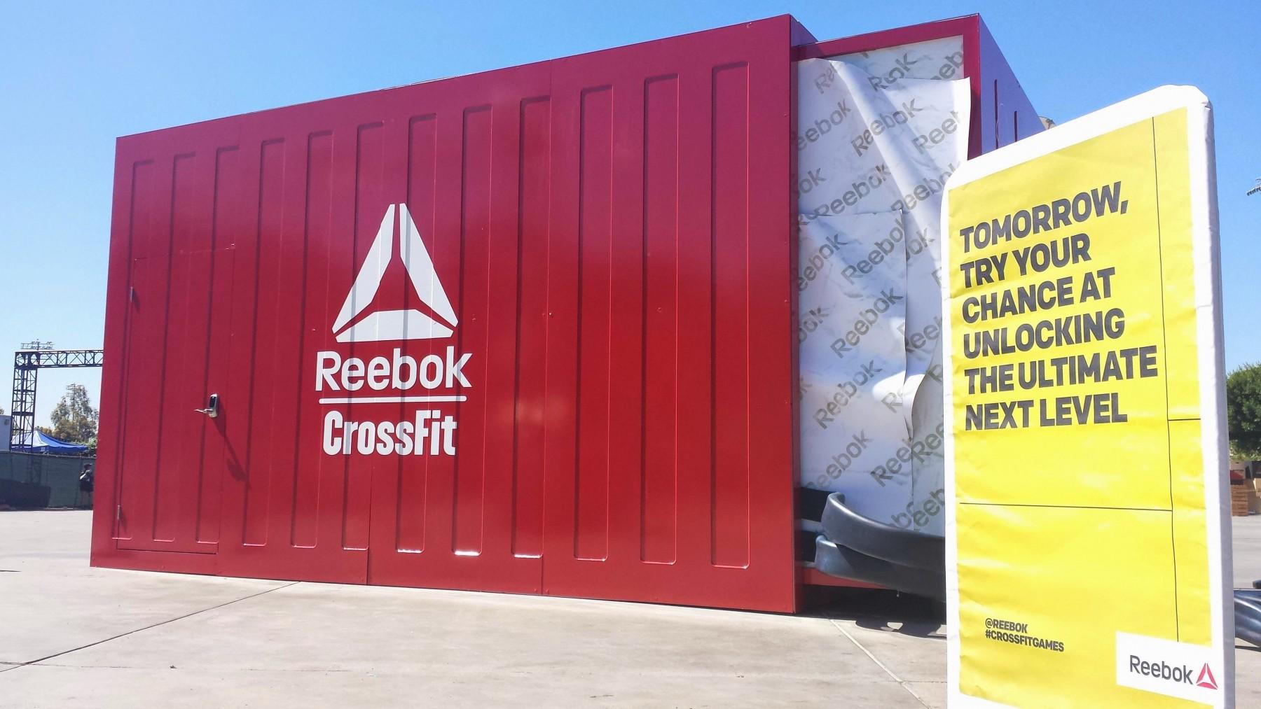 2014 Reebok CrossFit Games Experiential